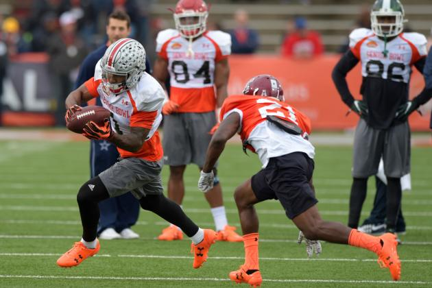 NFL Draft Prospects at 2016 Senior Bowl the Broncos Should Have Interest in
