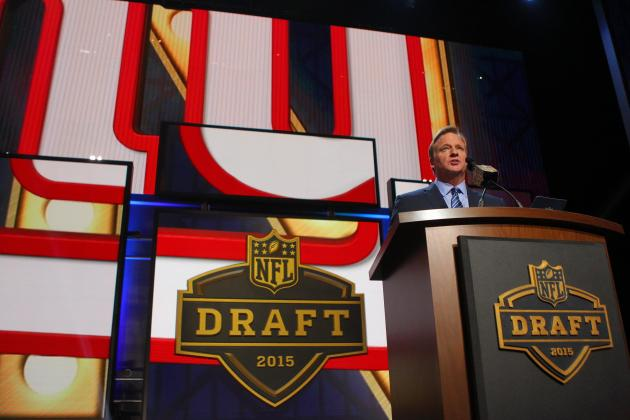 New York Giants' 2016 NFL Mock Draft, Pre-Free Agency