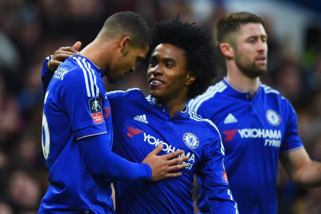 Highs and Lows for Chelsea Against Lower-League Sides in the FA Cup