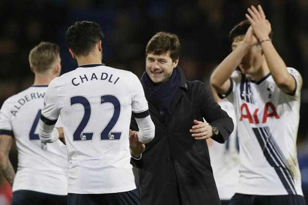 Ranking Tottenham Hotspur's Top 5 Players for January 2016