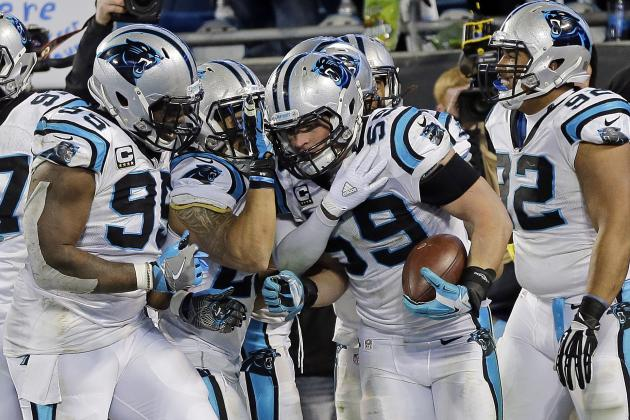 How the Carolina Panthers Built a Super Bowl Contender
