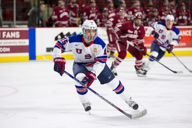 The Fastest Rising Prospects for the 2016 NHL Draft