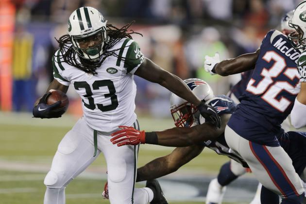 5 Free-Agent Running Backs New England Patriots Should Consider This Offseason