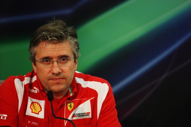 4 Things Ex-Ferrari Engineer Pat Fry Will Bring to Manor Formula 1 Team in 2016
