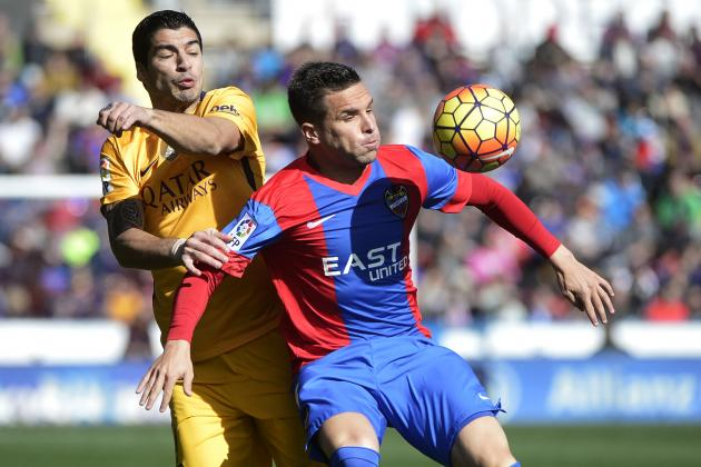 Levante vs. Barcelona: Winners and Losers from La Liga