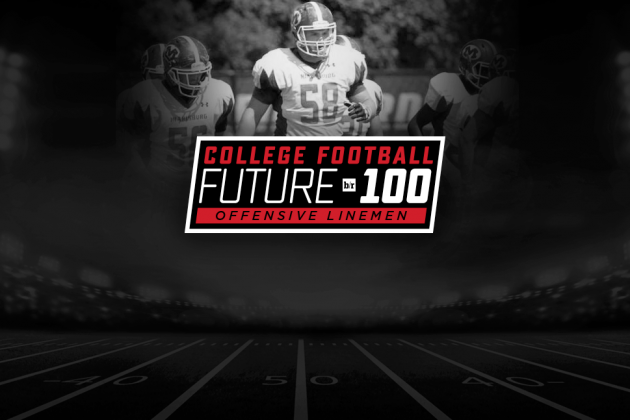 CFB Future 100: Top 19 Offensive Linemen in Class of 2017