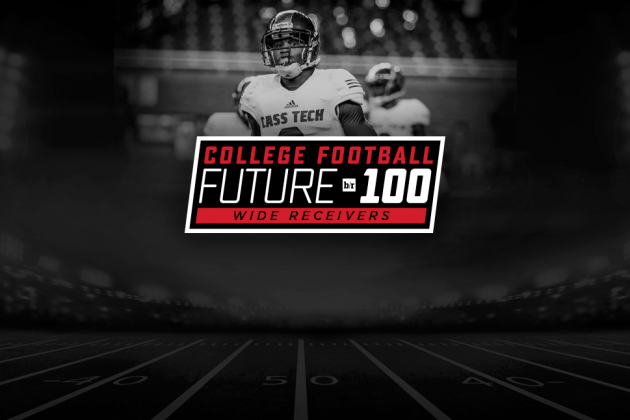 CFB Future 100: Top 14 Wide Receiver Recruits in Class of 2017