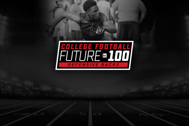 CFB Future 100: Top 18 Defensive Back Recruits in Class of 2017