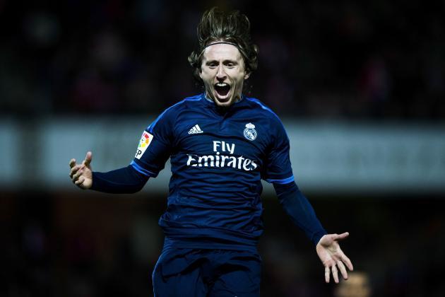 La Liga Team of the Week: Luka Modric Keeps Real Madrid Title Hopes Alive