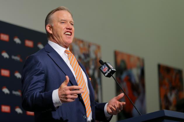 What Is Denver Broncos' Free-Agency Plan?