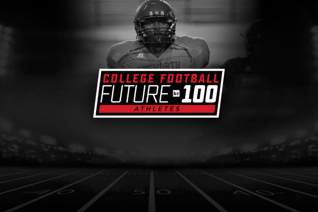 CFB Future 100: Top 4 Athlete Recruits in Class of 2017