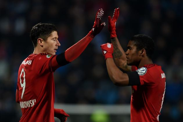 VfL Bochum vs. Bayern Munich: Winners and Losers from DFB Pokal