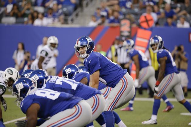 What's Next for New York Giants Offensive Line After Latest Releases?