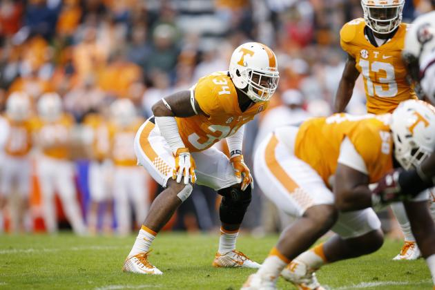Tennessee Football: Underclassmen with Best Chance to Earn Starting Spot in 2016