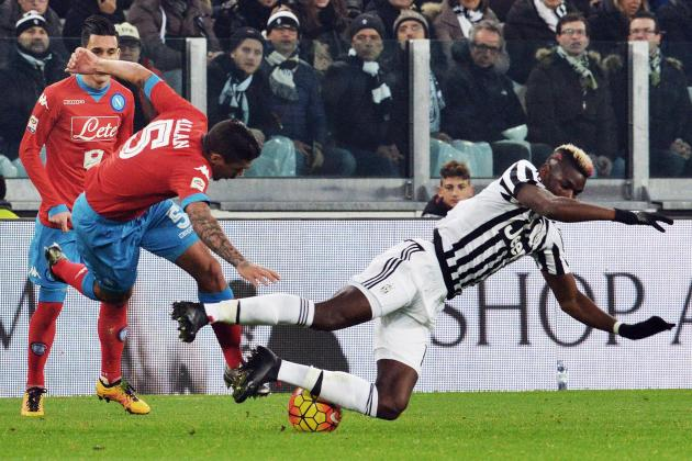 Juventus vs. Napoli: Winners and Losers from Serie A Game