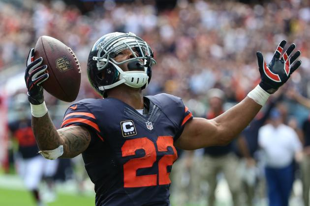 Best Potential Fits for Free-Agent RB Matt Forte