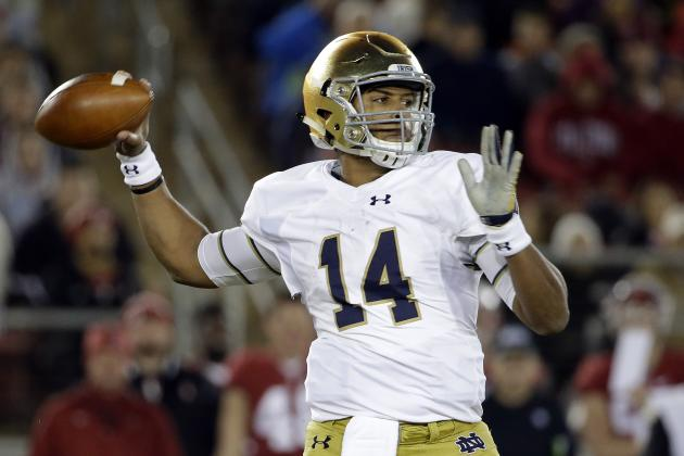 College Football QBs Most Likely to Transfer Before 2016 Season Begins