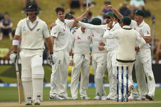 New Zealand vs. Australia: Winners and Losers from 1st Test