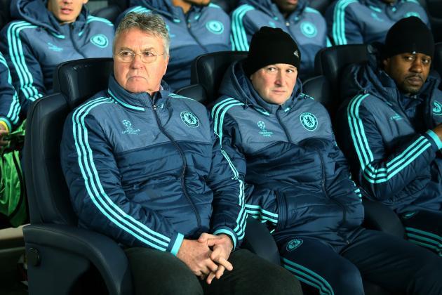 5 Ways Guus Hiddink Has Changed Chelsea Since Replacing Jose Mourinho
