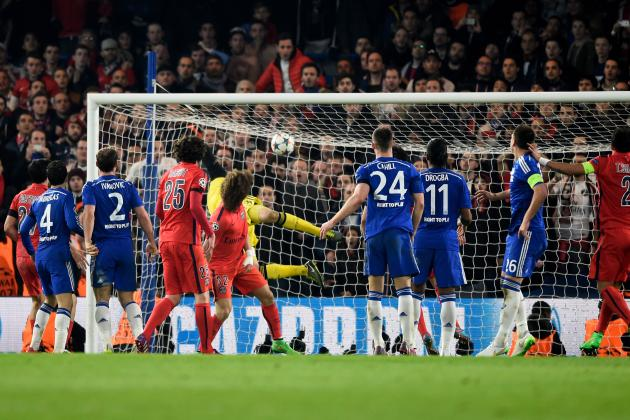 A (Not So) Serious Look at How Paris Saint-Germain vs. Chelsea Will Play Out
