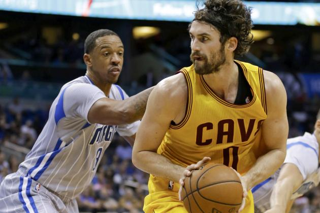 Post-NBA Trade Deadline Power Rankings for Each Cleveland Cavaliers Player