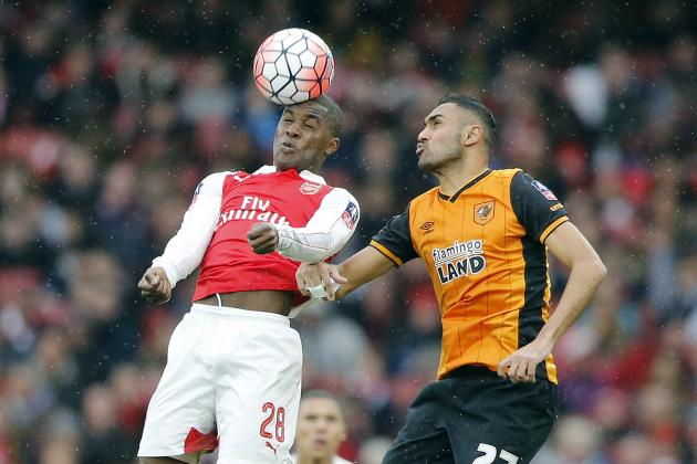 Arsenal vs. Hull City: Winners and Losers from FA Cup Fifth Round