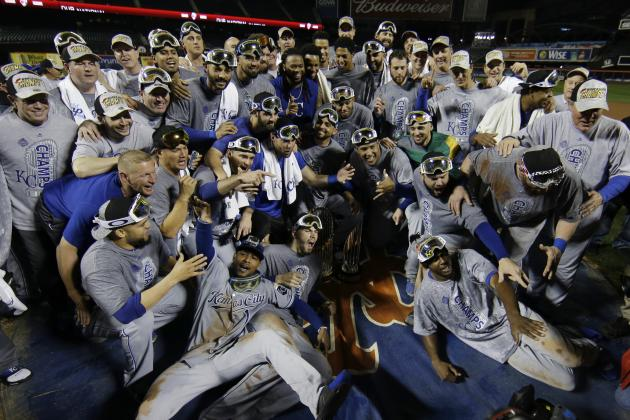 2016 World Series Odds for Every Team at the Start of Spring Training