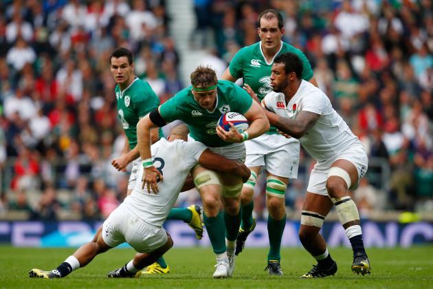 England vs. Ireland: 5 Key Battles That Will Shape 2016 RBS 6 Nations Clash