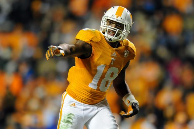 Tennessee Football: Players with the Most to Gain in Spring Practices