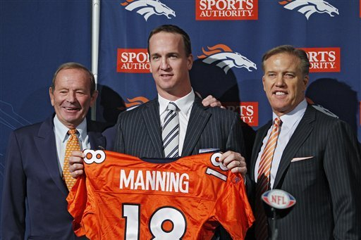 5 Best Peyton Manning Moments with the Denver Broncos