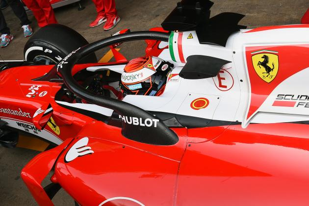 Formula 1's Latest Rumours and Talk: Ferrari's Halo Test, Jenson Button and More