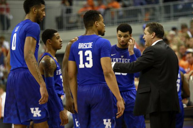 Kentucky Basketball: The Most Impressive Stats from Wildcats' Season