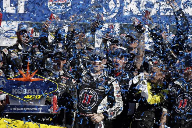 NASCAR at Las Vegas 2016: Preview, Prediction for the Kobalt 400