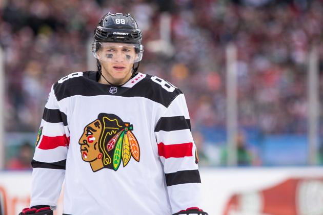 Odds for Top Contenders to Win the 2015-16 NHL Scoring Title