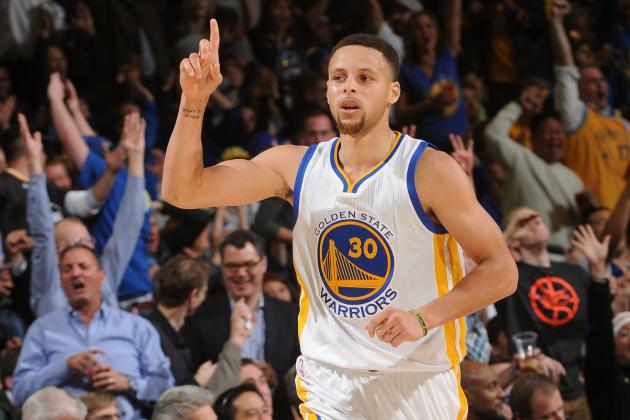 NBA Power Rankings with 1 Month Left in 2015-16 Season
