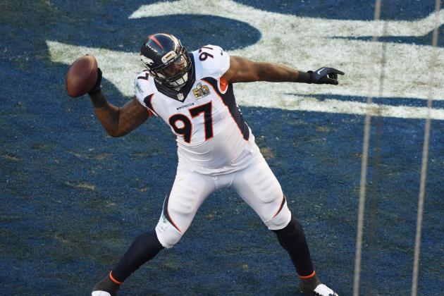 Cheap NFL Jerseys Wholesale - NFL Free Agency 2016: Grading Every Team's 1st Week - Peyton ...