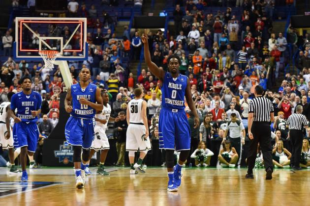 NCAA Tournament 2016: B/R Expert Predictions, Updated Results for 1st Round