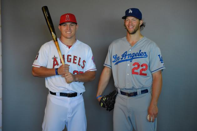 Ranking the Top 50 MLB Players at the Start of the 2016 Regular Season