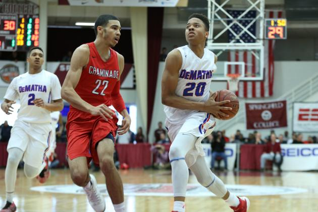 Pro-Player Comparisons for Top Recruits at 2016 McDonald's All-American Game