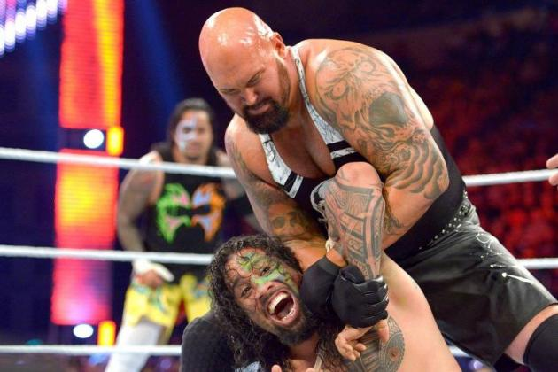 WWE Raw Results: Winners, Grades, Reaction and Highlights from April 25