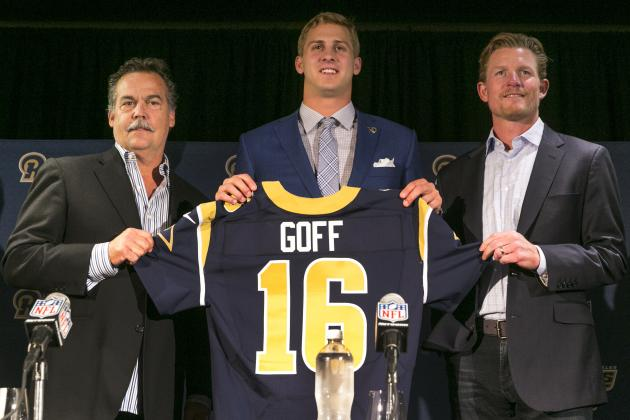 NFL Jerseys Cheap - Los Angeles Rams' Mock Draft and Big Board: Updated Day 3 ...