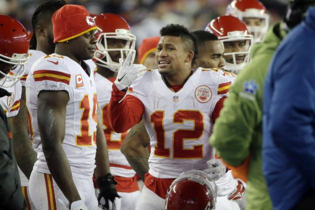 Kansas City Chiefs: Way-Too-Early 53-Man Roster and Depth-Chart ...