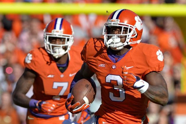 Top 10 College Football Wide Receiver Duos for 2016