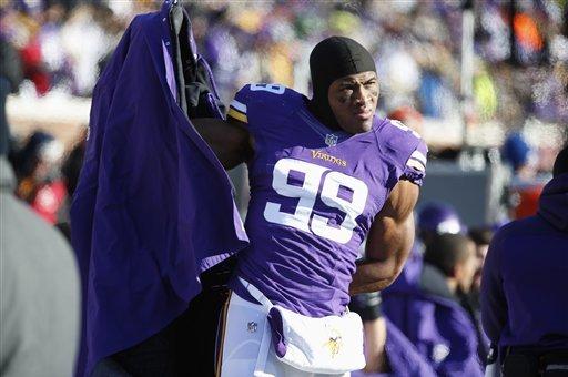 086a75f7 ... Purple Jersey: Home #99 NFL nfl WOMEN Minnesota Vikings Danielle Hunter  Jerseys ...