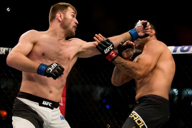 The Complete Guide to UFC 203: Miocic vs. Overeem