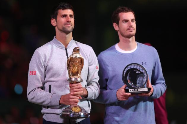 Djokovic Tops Murray to Lead First 2017 Winners and Losers