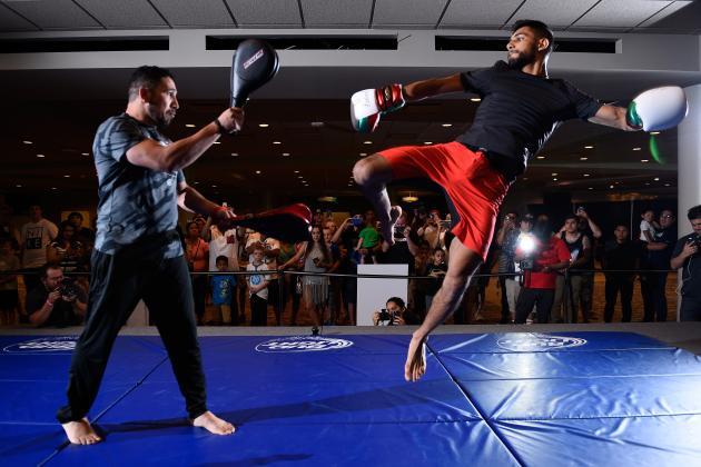 UFC Fight Night 103: Head-to-Toe Breakdown for Yair Rodriguez vs. B.J Penn