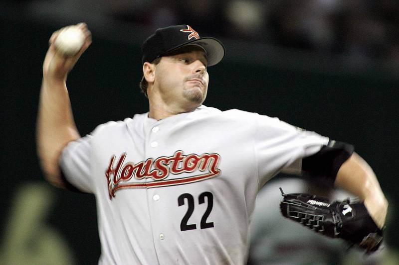 In his age-42 season, Roger Clemens issued a 1.87 ERA and guided the Houston Astros to the World Series.