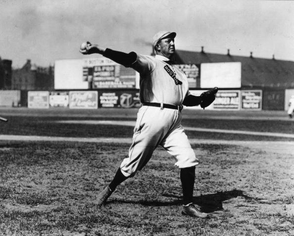 Cy Young's name is now synonymous with pitching excellence.