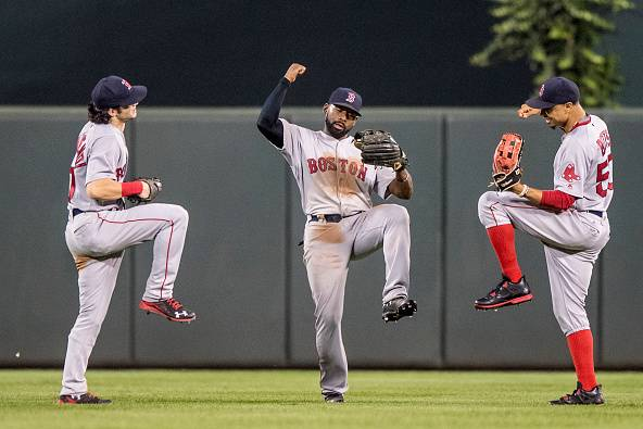 Boston red sox complete 2017 season preview predictions billie weissboston red soxgetty images voltagebd Images